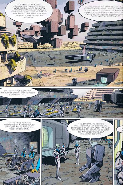 Leseprobe 2 von Reset comic [Rücksetzen], Band 3 - Permafrost
