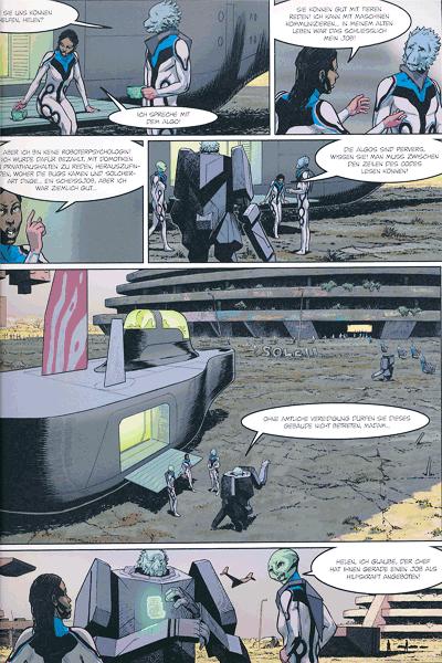 Leseprobe 3 von Reset comic [Rücksetzen], Band 3 - Permafrost
