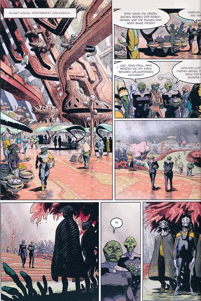 Leseprobe 4 von Reset comic [Rücksetzen], Band 3 - Permafrost