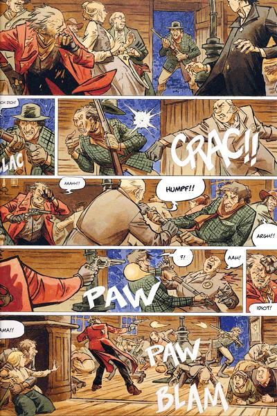 Leseprobe 4 von STERN (Western) [comic], Band 3 - Der wahre Westen