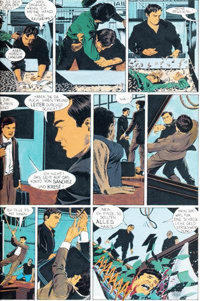 Leseprobe 1 von James Bond 007, Band 2 - Lizenz zum T�ten