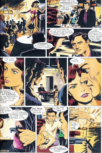 Leseprobe 2 von James Bond 007, Band 2 - Lizenz zum T�ten