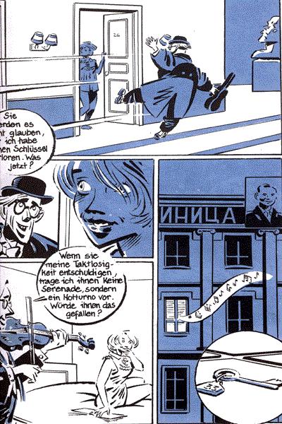 Leseprobe von Atomium 58 22: Hotel Gagarin, Band 22 -