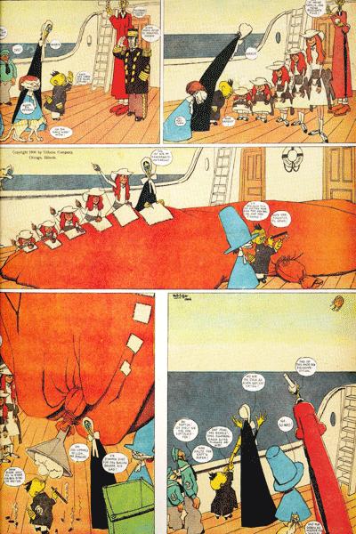 Leseprobe 2 von THE KINDER KIDS, Einzelband - Comicstrips