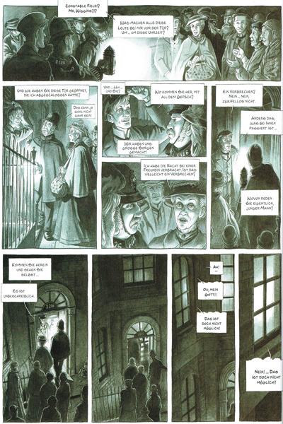 Leseprobe 2 von HOLMES (1854/†1891?), Band 1 - Abschied von der Baker Street