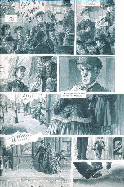 Leseprobe 1 von HOLMES (1854/†1891?), Band 2 - Der Schatten des Zweifels