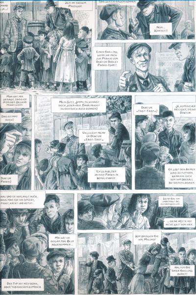Leseprobe 2 von HOLMES (1854/†1891?), Band 2 - Der Schatten des Zweifels