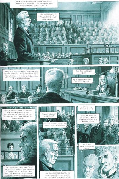 Leseprobe 2 von HOLMES (1854/†1891?), Band 3 - Die Dame von Scutari