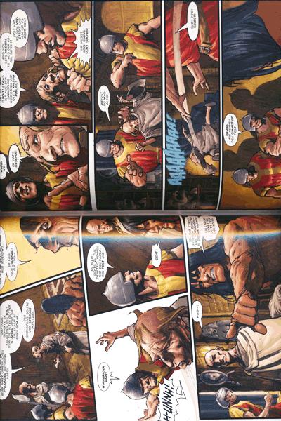 Leseprobe von Conan, Band 2 - Der Gott in der Kugel