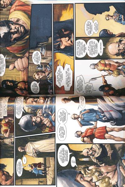Leseprobe 2 von CONAN   2006 - 2013, Band 2 - Der Gott in der Kugel und andere Geschichten
