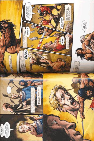 Leseprobe 3 von CONAN   2006 - 2013, Band 2 - Der Gott in der Kugel und andere Geschichten