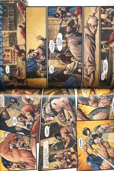 Leseprobe 4 von CONAN   2006 - 2013, Band 2 - Der Gott in der Kugel und andere Geschichten