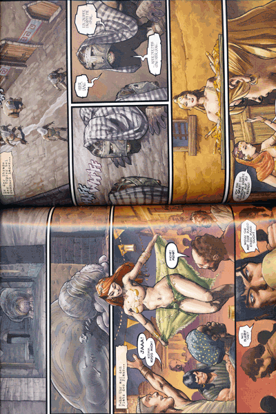 Leseprobe von Conan, Band 3 - Der Elefantenturm