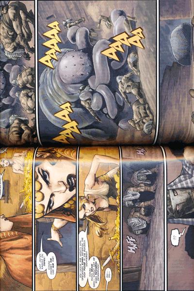 Leseprobe 2 von CONAN | 2006 - 2013, Band 3 - Der Elefantenturm und andere Geschichten