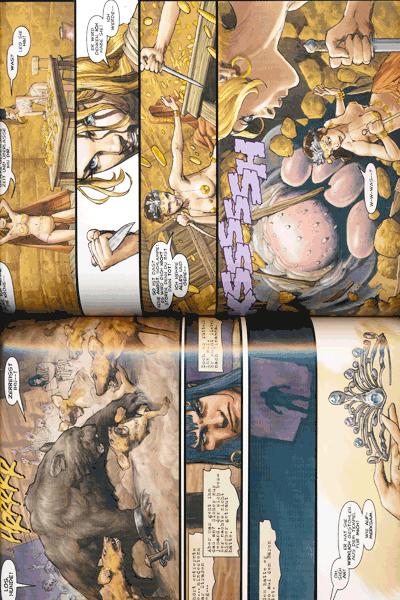 Leseprobe 3 von CONAN | 2006 - 2013, Band 3 - Der Elefantenturm und andere Geschichten