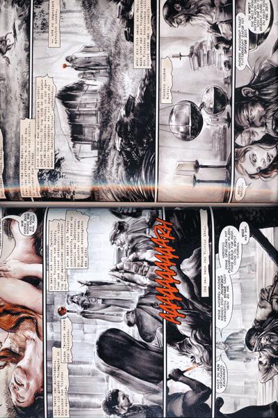 Leseprobe von Conan, Band 9 - Auf dem Schlachtfeld geboren