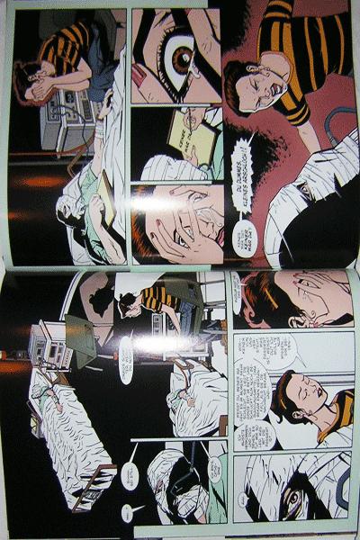 Leseprobe 2 von PREACHER Hardcover, Band 4 - Für ein paar Leichen mehr
