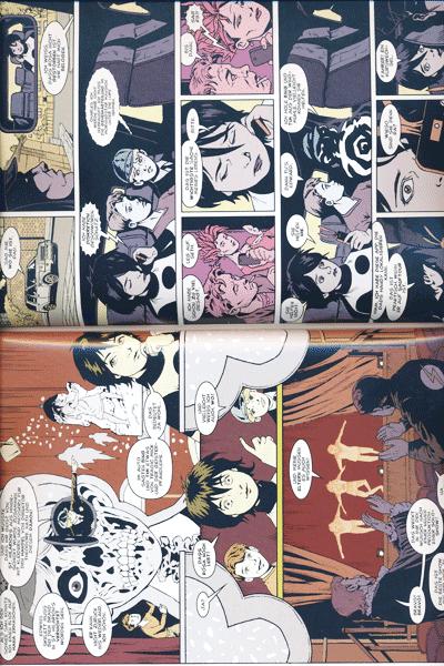 Leseprobe 2 von DEAD BOY DETECTIVES lim. Hardcover, Band 2 - Geisterschnee