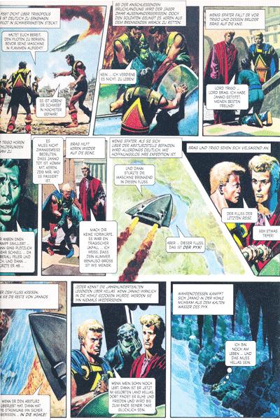 Leseprobe 2 von TRIGAN | Panini Comics, Band 2 - Die Invasoren von Gallas