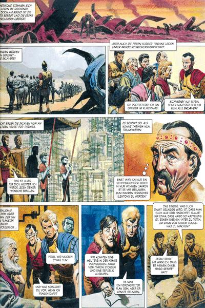 Leseprobe 2 von TRIGAN | Panini Comics, Band 6 - Die drei Prinzen