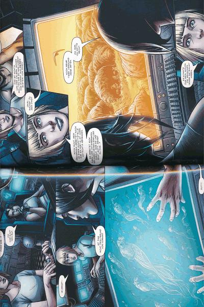 Leseprobe 3 von CALIBAN [comic], Einzelband - Odyssee ins Grauen