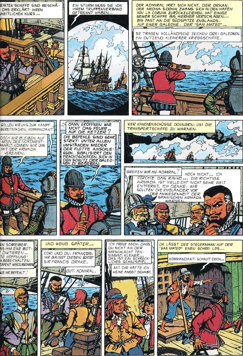 Leseprobe 2 von BARELLI Gesamtausgabe mit Schuber, Band 1-8 - Die Insel des Zauberers