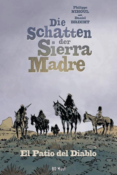 Leseprobe 2 von Die Schatten der Sierra Madre, Band 1-3 - La Nina Bronca