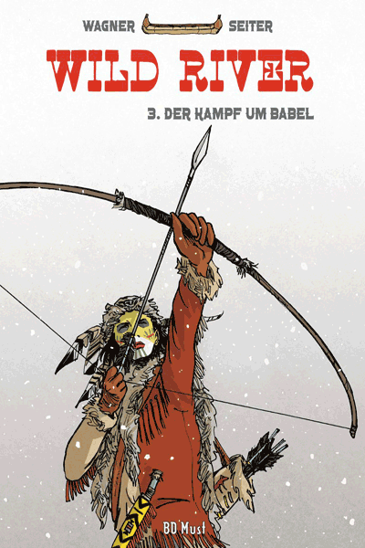 Leseprobe 2 von Wild River | Collector Pack, Band 1-3 - Der Überfall