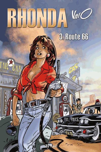 Leseprobe 4 von RHONDA Gesamtausgabe, Band 1-3 - Help me, Rhonda | Rebecca | Route 66