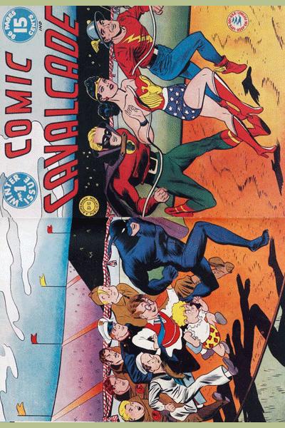 Leseprobe 1 von The Golden Age of DC Comics, Einzelband - Band: 1935 - 1956