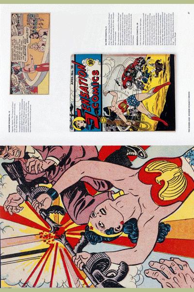 Leseprobe 2 von The Golden Age of DC Comics, Einzelband - Band: 1935 - 1956
