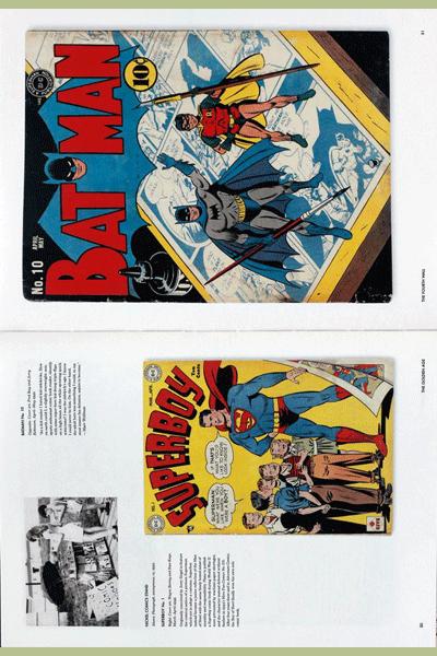 Leseprobe 3 von The Golden Age of DC Comics, Einzelband - Band: 1935 - 1956