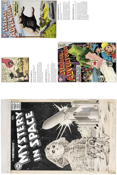 Leseprobe von The Silver Age of DC Comics, Einzelband - Band: 1956 - 1970