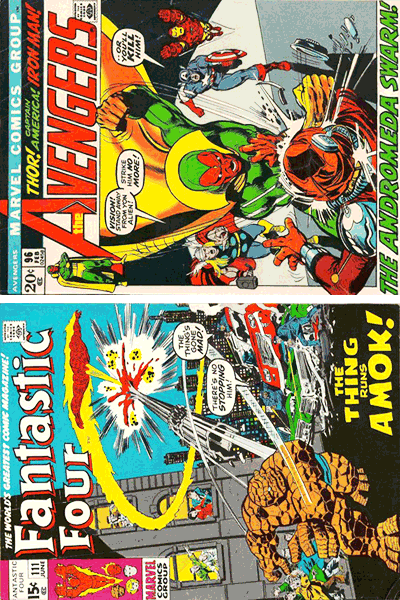 Leseprobe 3 von The Bronze Age of DC Comics, Einzelband - Band: 1970 - 1984