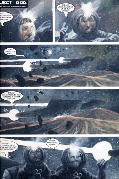 Leseprobe 3 von COZMIC, Band 2 - Die phantastische Comic-Anthologie