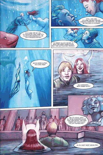 Leseprobe 3 von COZMIC, Band 3 - Die phantastische Comic-Anthologie