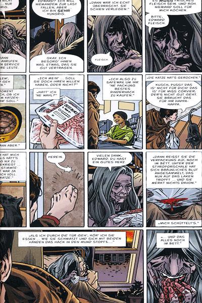 Leseprobe 1 von Mögliche Geschichten, Einzelband -