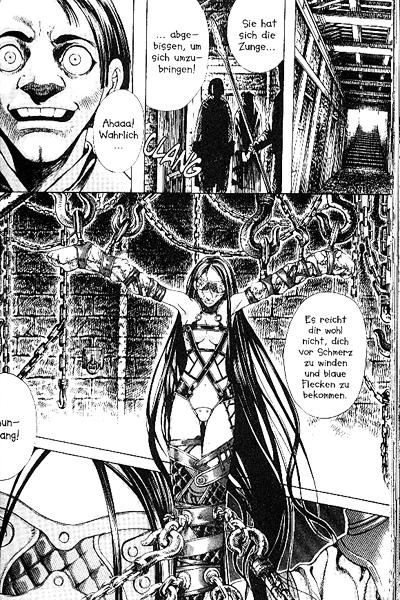 Leseprobe von Shin Angyo Onshi - Der letzte Krieger, Band 1 - Der letzte Krieger