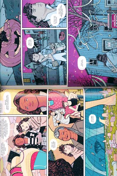 Leseprobe 2 von PAPER GIRLS, Band 6 -
