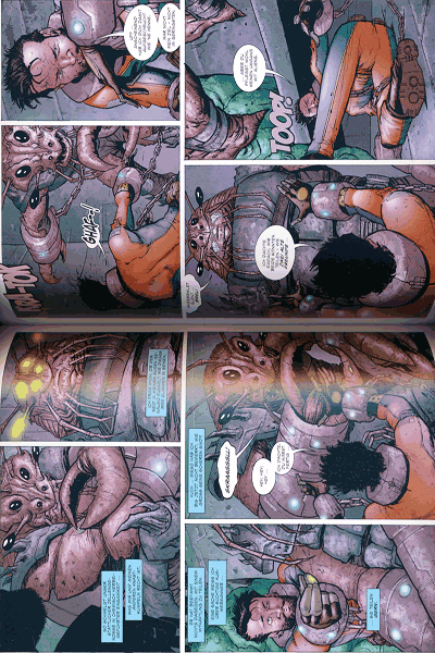 Leseprobe 3 von Fear Agent, Ängstlicher Agent, Band 1 -