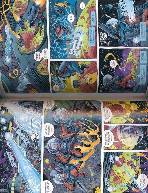 Leseprobe 1 von Fear Agent [ängstlicher agent] [comicbuch], Band 2 -
