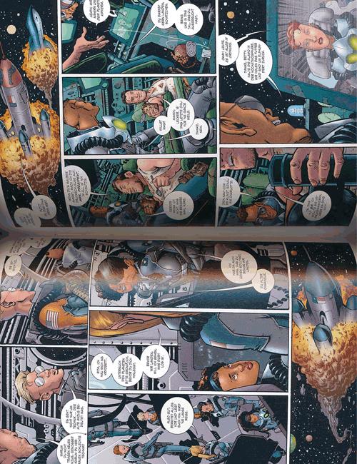 Leseprobe 2 von Fear Agent [ängstlicher agent] [comicbuch], Band 2 -