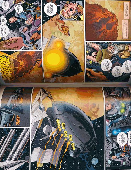 Leseprobe 3 von Fear Agent [ängstlicher agent] [comicbuch], Band 2 -