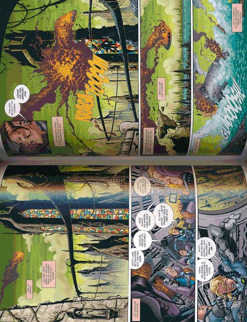 Leseprobe 4 von Fear Agent [ängstlicher agent] [comicbuch], Band 2 -