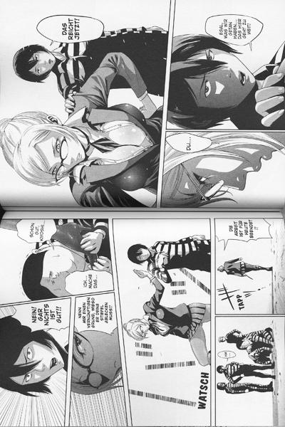 Leseprobe 2 von PRISON SCHOOL, Band 1 - Fünf Jungen