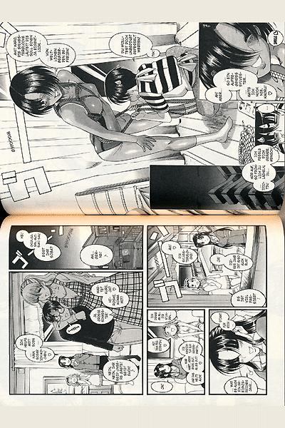 Leseprobe von Nana & Kaoru, Band 5 - Fesselnde Liebe