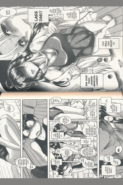 Leseprobe 1 von Nana & Kaoru, Band 10 - Fesselnde Liebe