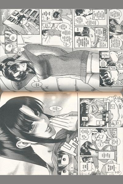 Leseprobe 2 von Nana & Kaoru, Band 10 - Fesselnde Liebe