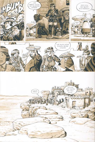 Leseprobe 2 von MONDO REVERSO, Band 1 - Cornelia & Lindbergh