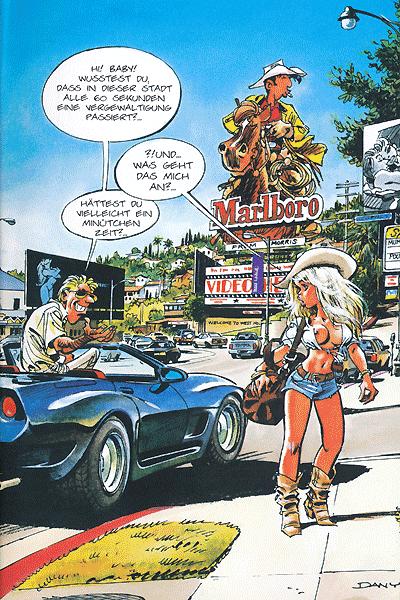 Die besten Cartoons von Dany, Einzelband -